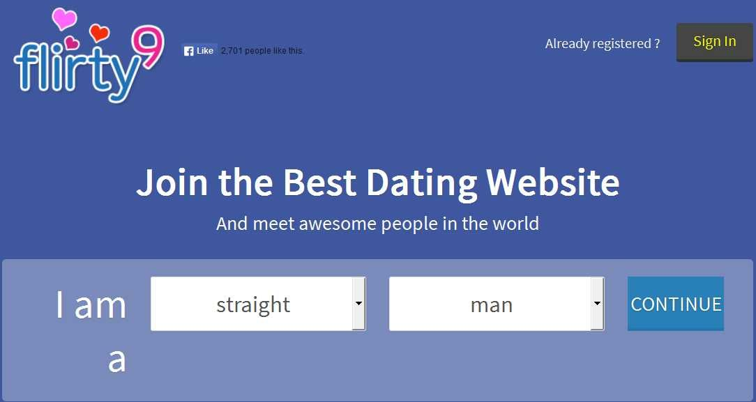 world best dating site for free