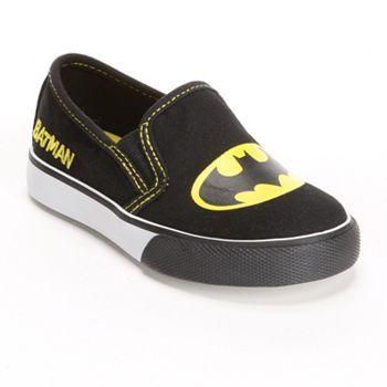 Toddler Batman Converse Shoes