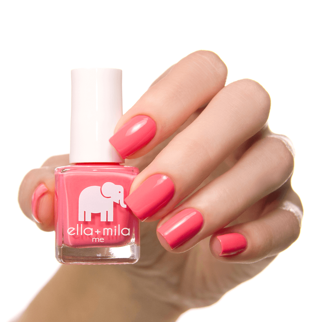 Safer Nail Polish Au Naturale Nails Nail Polish Organic Nail Salon