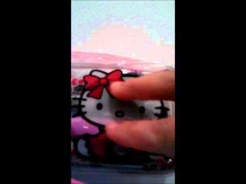HELLO KITTY CROCHET HEAD ,CABEZA DE KITTY - YouTube