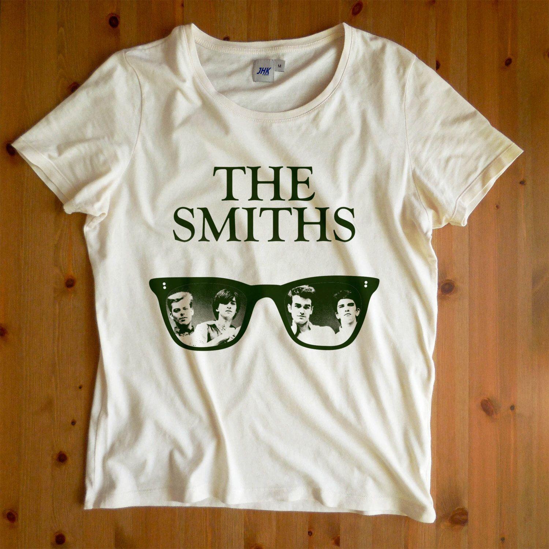 The Smiths Men TShirt The Smiths Morrissey Alternative