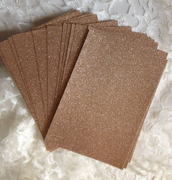 diy glitter cardstock x for wedding or quince invitations, 5x7 invitation cardstock