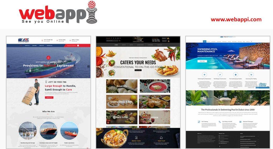 Visit us webappi com, | Webappi | Website development