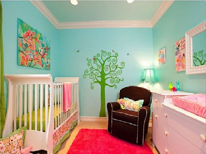 Beautiful Baby Nursery Ideas beautiful baby nursery ideas for girls that inspiring you: floral