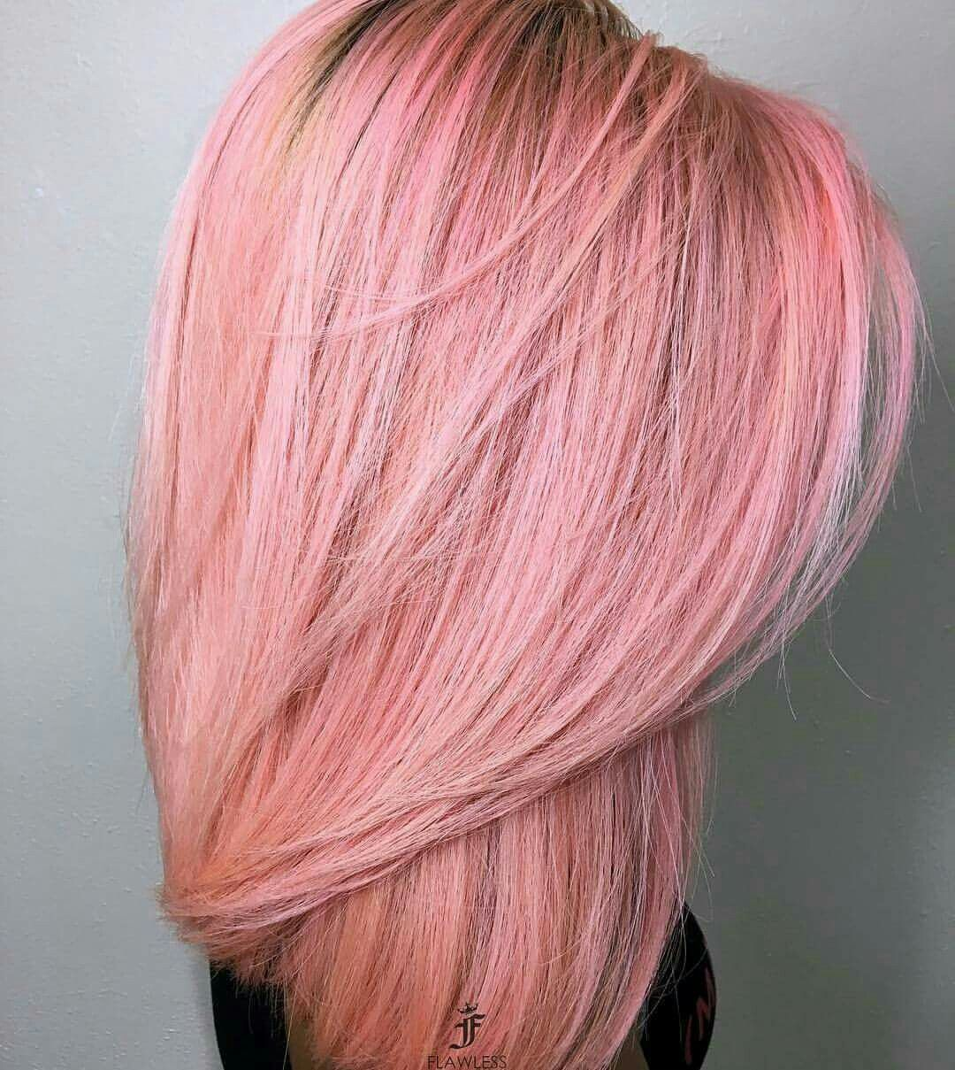 Pin By Boobamba On Colorful Hair Color Pinterest Hair Coloring
