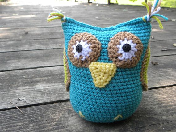 Amigurumi Crochet Owl Free Patterns Instructions   427x570
