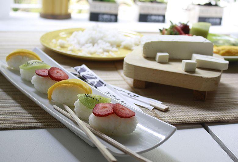 Sushi sorpresa  - Entradas y guarniciones - Recetas -    Philadelphia