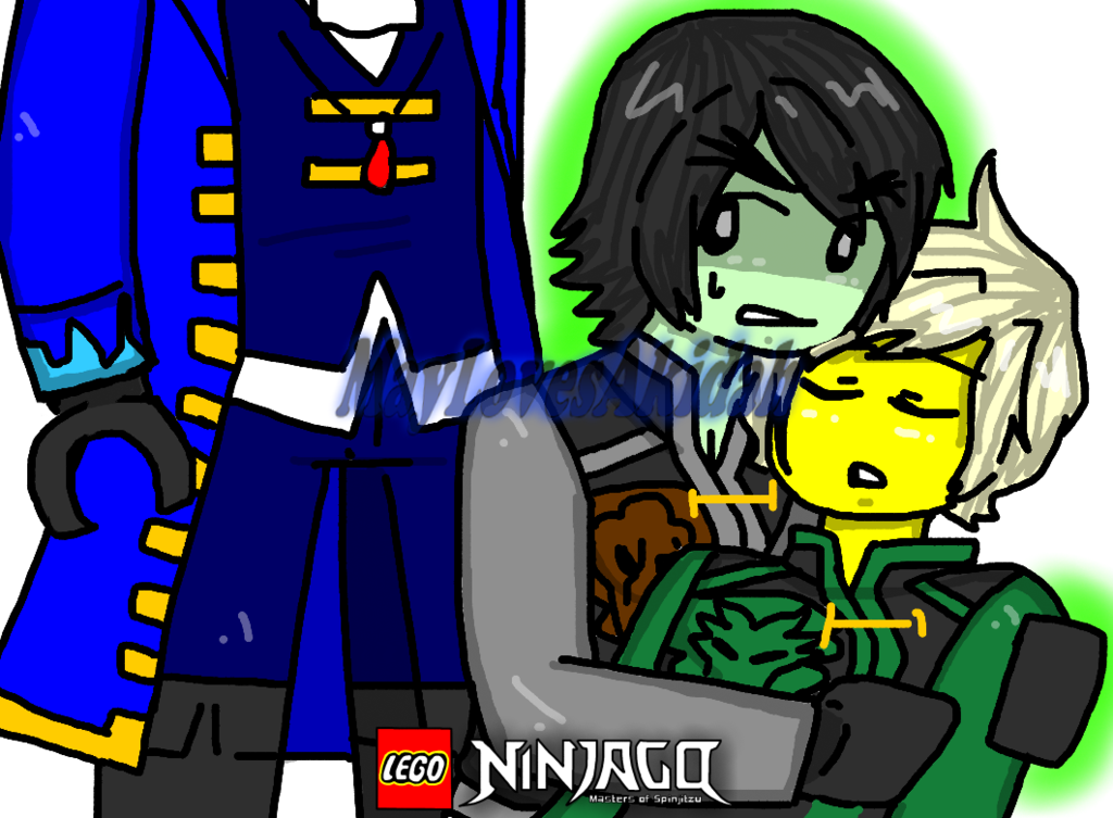 Lego Ninjago #851 By MaylovesAkidah.deviantart.com On