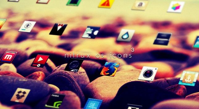 Download Nitrux OS Icons 3 0 7 | Linux News | Gnome linux, Wallpaper