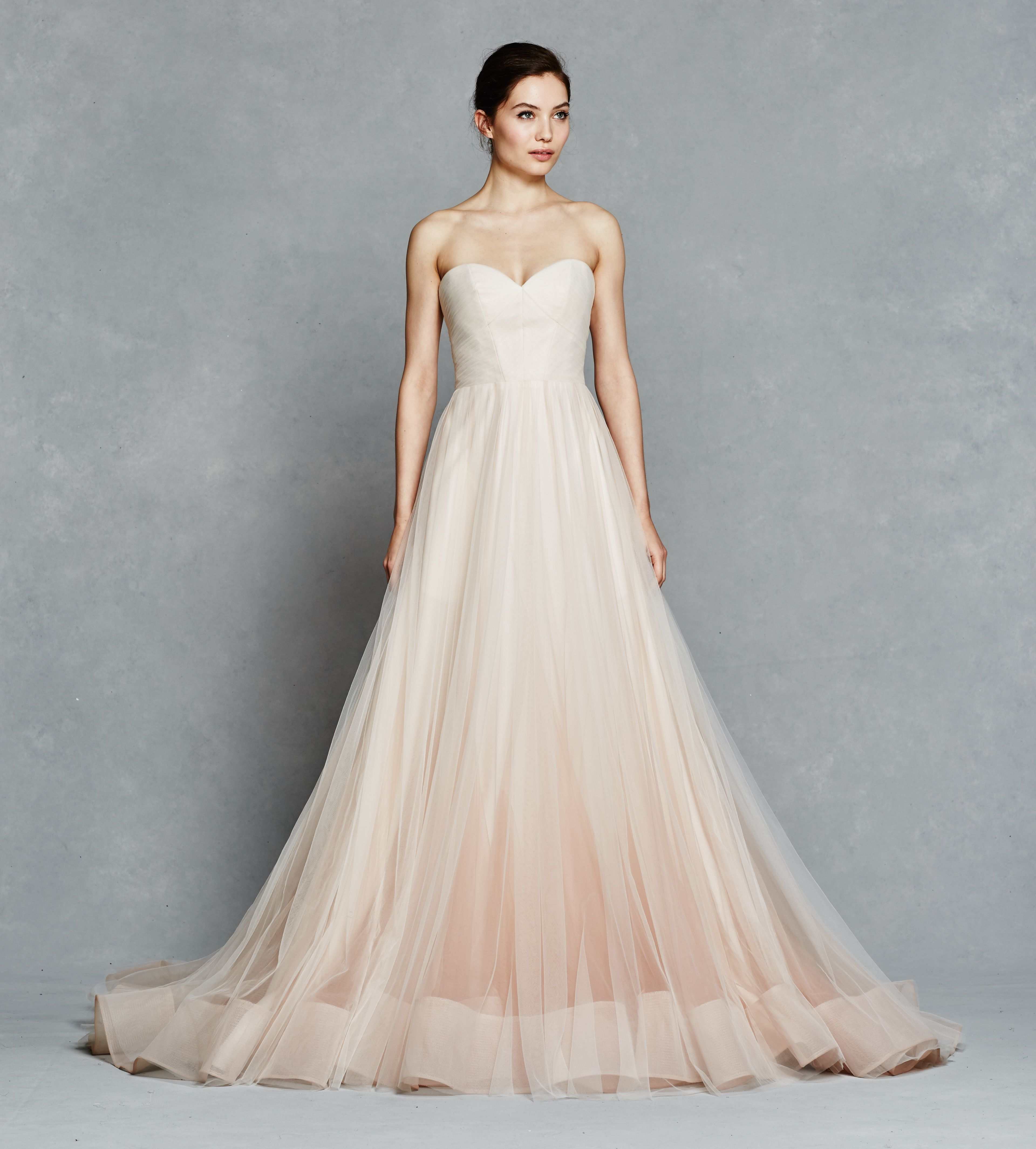 The bustle wedding dresses  Kelly Faetanini Spring  Florence Available at Lace u Bustle