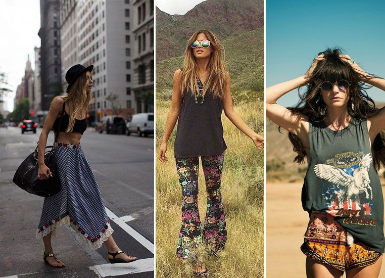 outfit hippie - Buscar con Google ropa Pinterest Searching - hippies vestimenta