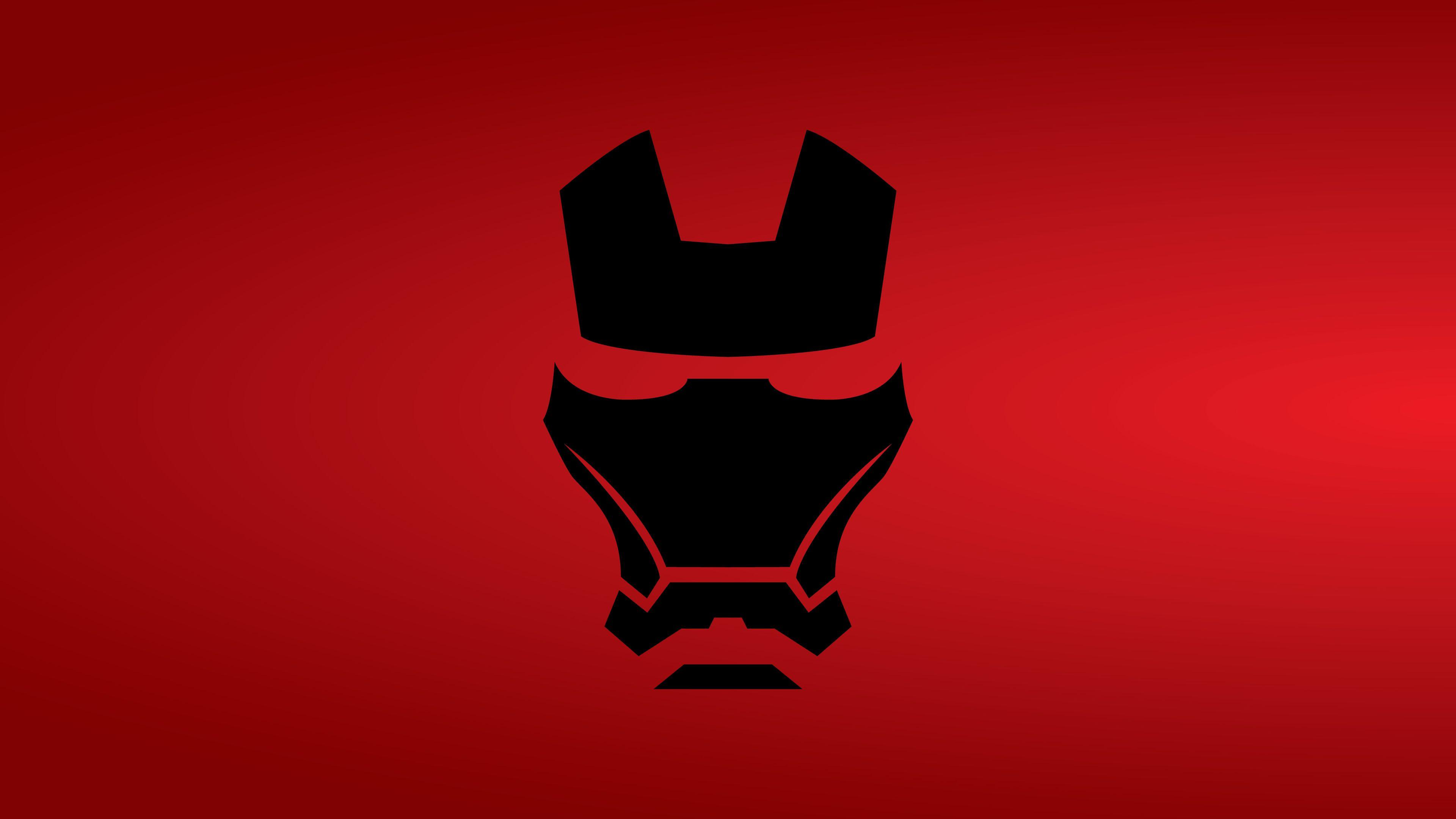 Iron Man Mask Minimalist 4k Superheroes Wallpapers Red Wallpapers Minimalist Wallpapers Minimalism Wallpapers Iron Man Wallpaper Red Wallpaper Iron Man Mask