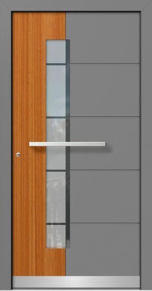 Moderne Holz Aluminium Haustüren Direkt Vom Fachbetrieb
