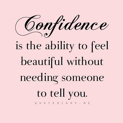 Just This Quote Off From Today I Woke Up Feeling All Kinds Of Nastiness So We All Snuggled In Bed And Watched A Movie I Hope Confidence Quotes Quotes Words