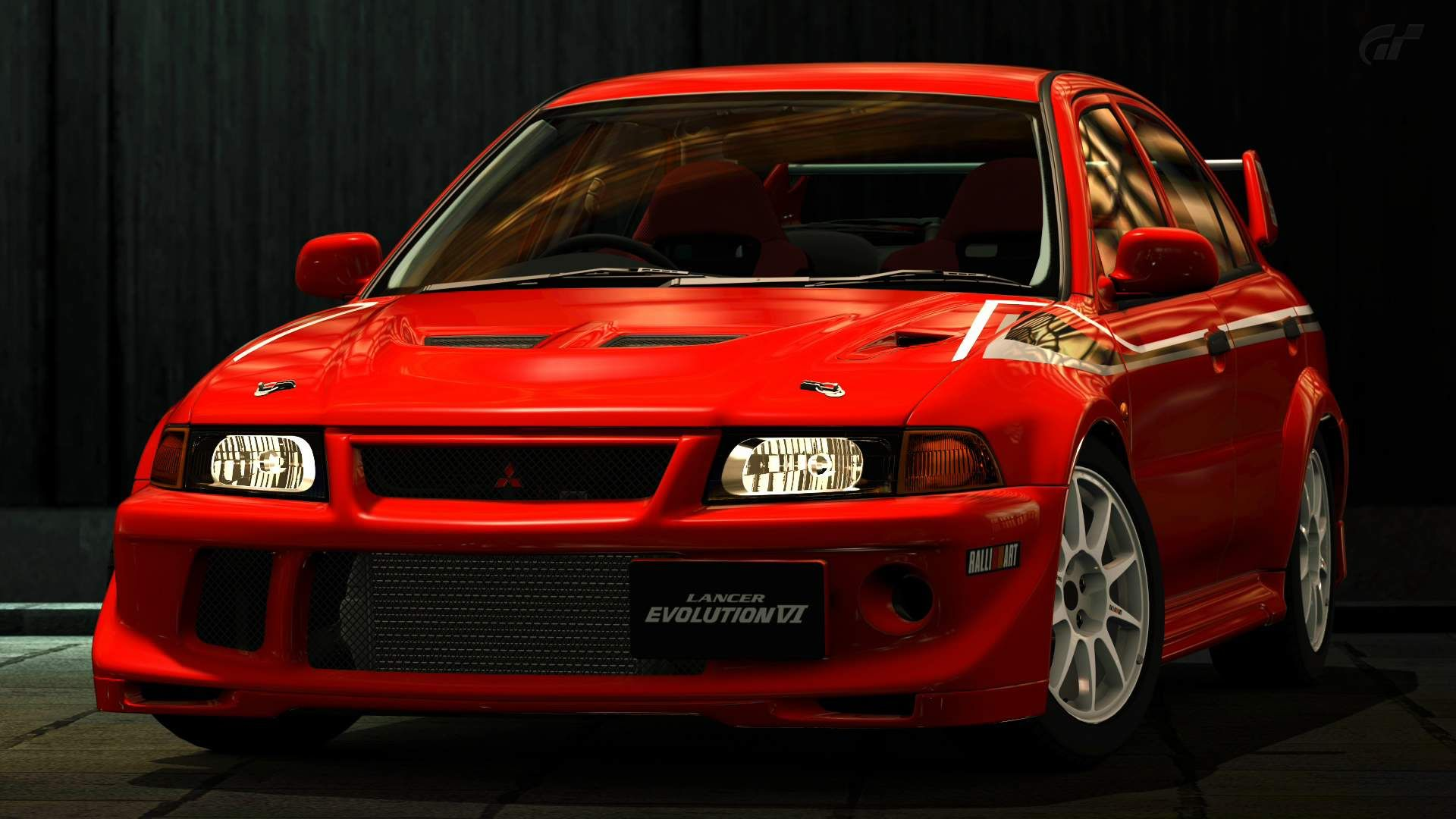 Mitsubishi Lancer Evolution Vi Tommi Makinen Edition Japanese