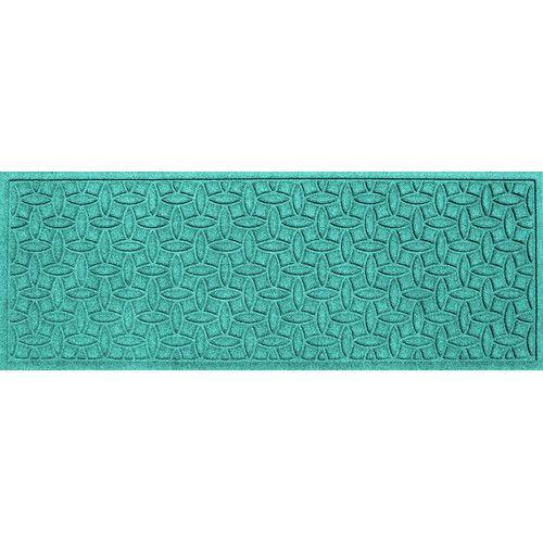 Found it at AllModern - Aqua Shield Elipse Doormat