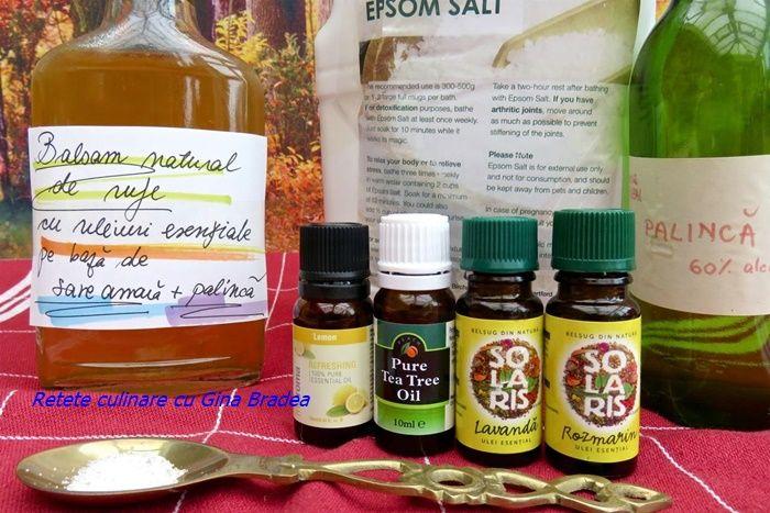 rețete uleiuri în varicoză)