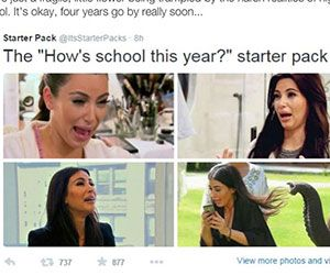 Funny School Meme Tumblr : 20 hilarious starter packs from tumblr you need in your life evil