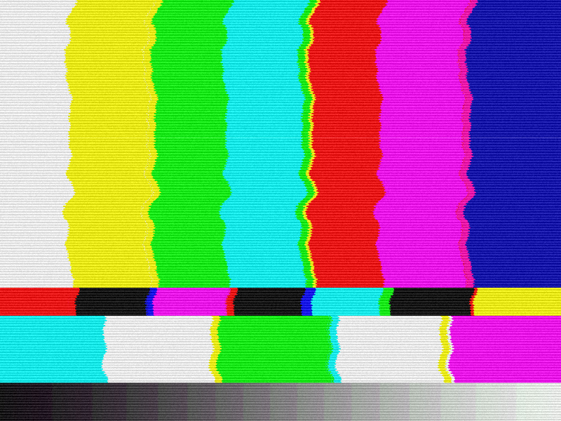 Tv Bad Signal Texture Background Free Glitch Wallpaper Tv Texture Photoshop Wallpapers