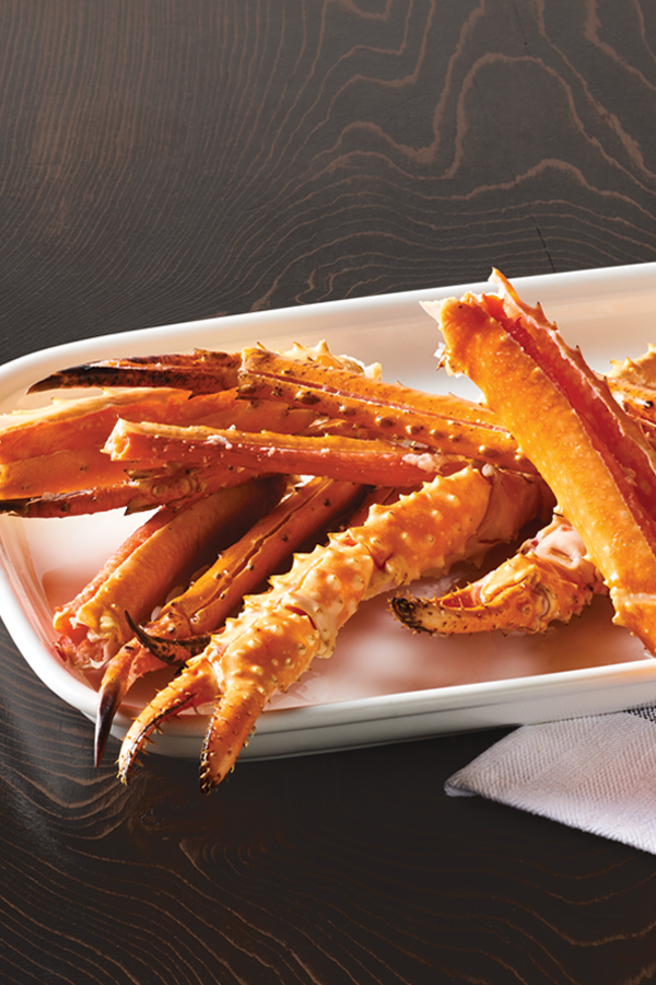 Signature King Crab Legs And Claws While Supplies Last King Crab Legs Crab Legs King Crab