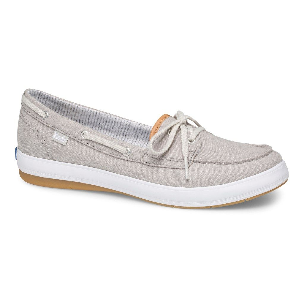 54ed73de651 Keds Charter Women s Boat Shoes
