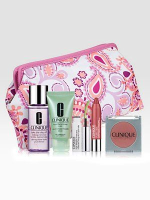 Clinique Gift With 65 Clinique Purchase Clinique Gift Clinique