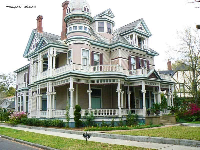Arquitectura Victoriana Buscar Con Google Casas Victorianas Casas Estilo Victoriano Casas Extravagantes