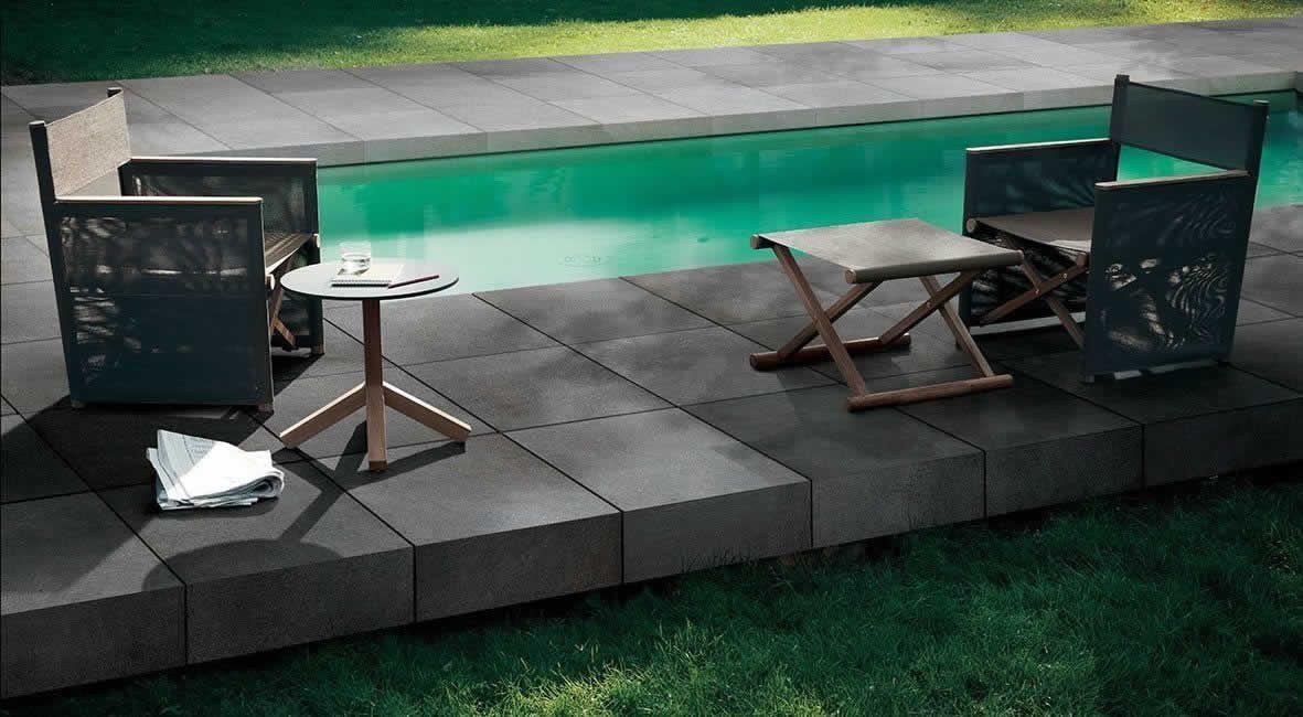 Epingle Sur Terrasses Et Piscine Carrelages Outdoor