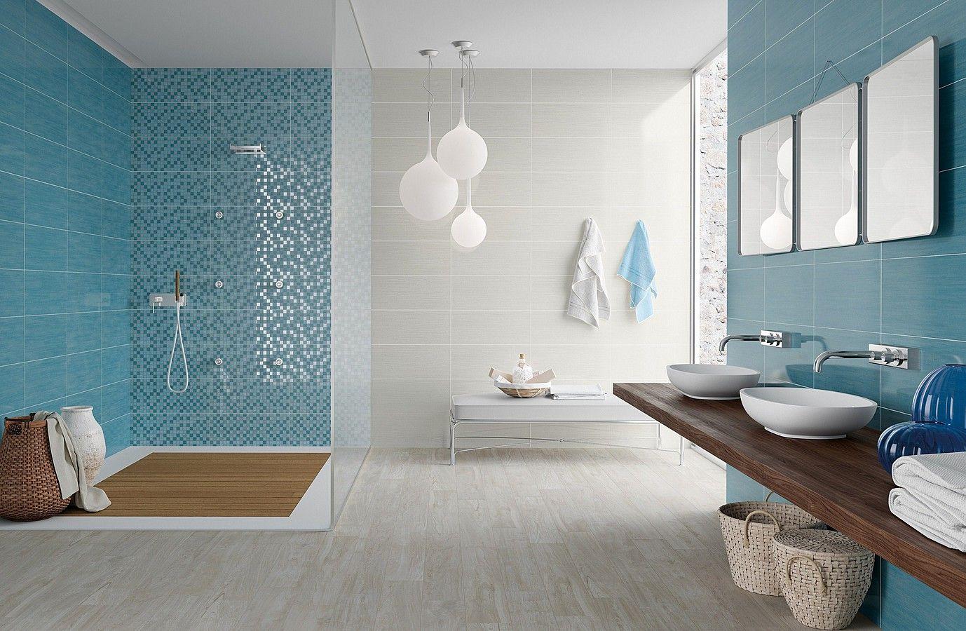Bagno effetto legno - Naxos ceramiche bagno ...