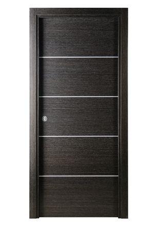 Arazzinni Avanti Interior Pocket Door Black Apricot Good Looking