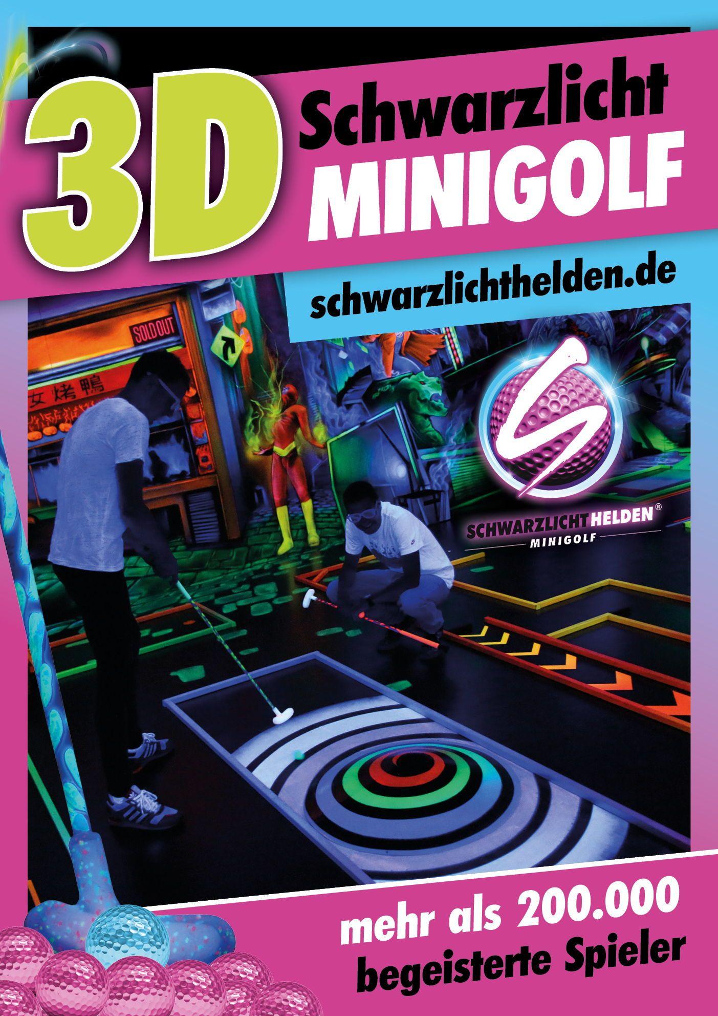 Minigolf Rhein Main