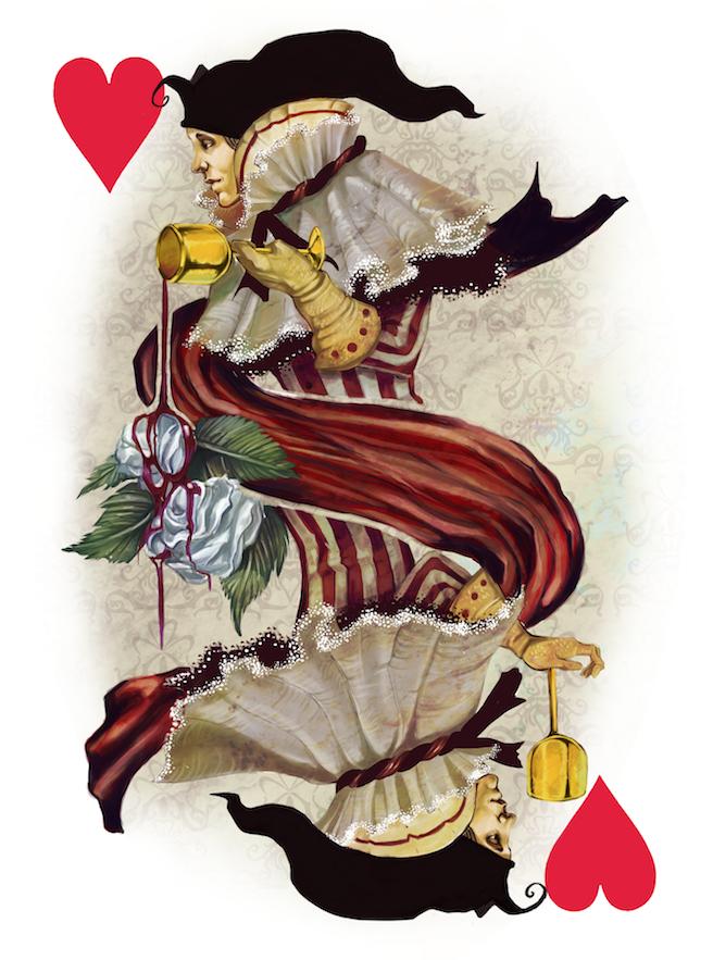 Joker of Hearts Joker card, Jokers wild, Card games