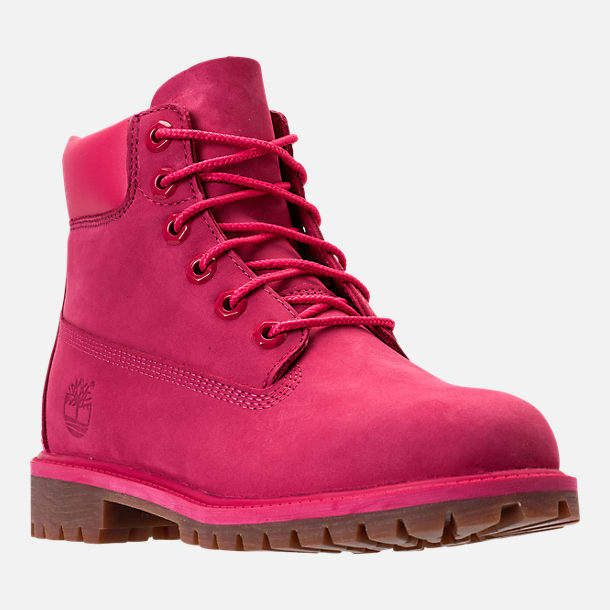 Timberland Girls' Grade School 6 Inch Classic Boots | Shoes