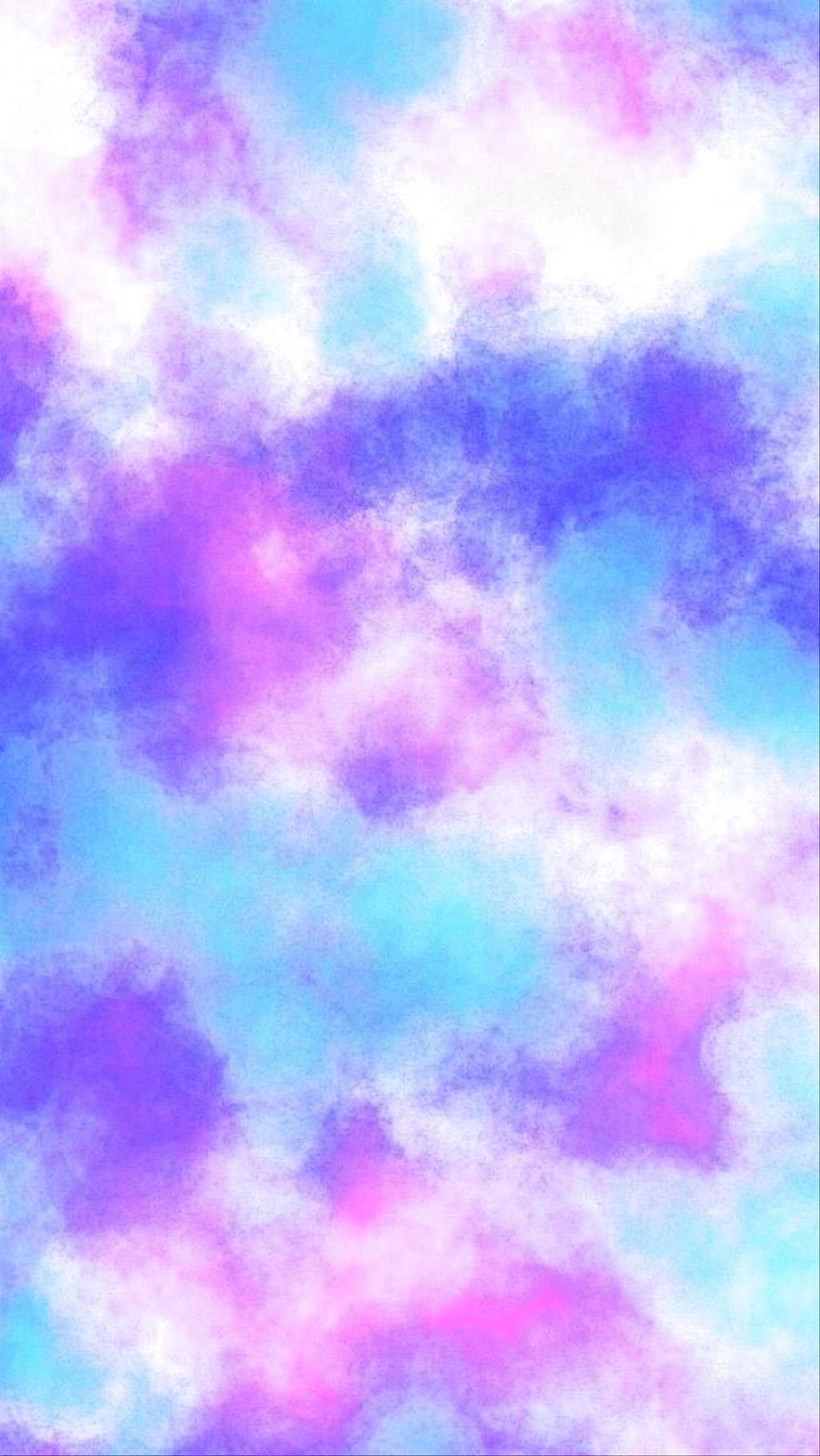 Ciel Bleu Violet Violet Rose Motif Fonds Telephone Hd Bluewallpaper Bluewallpaperiphone Rainbow Wallpaper Unicorn Wallpaper Tie Dye Wallpaper