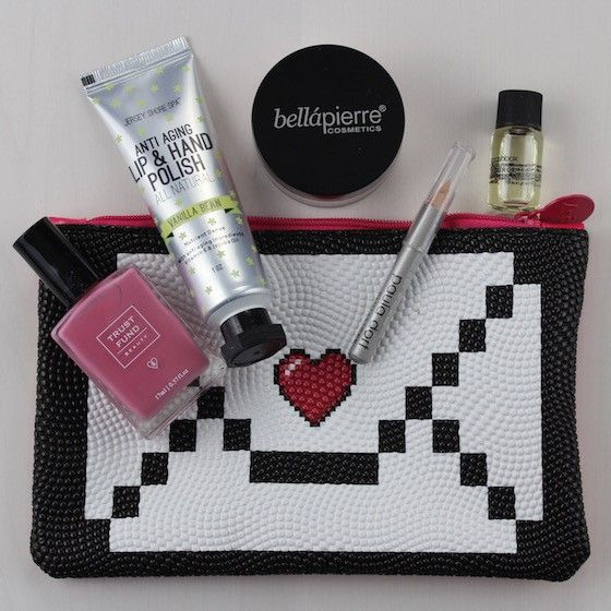 Ipsy Glam Bag Review February 2017