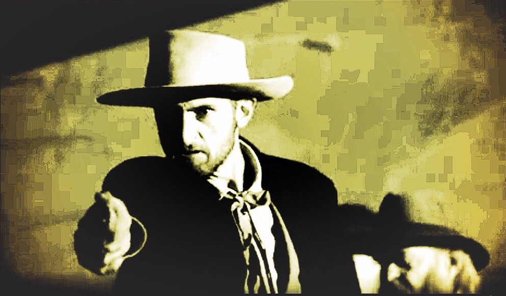 """Gunslingers"" Season 2 #AHC - Me as Deputy Nat Haywood"