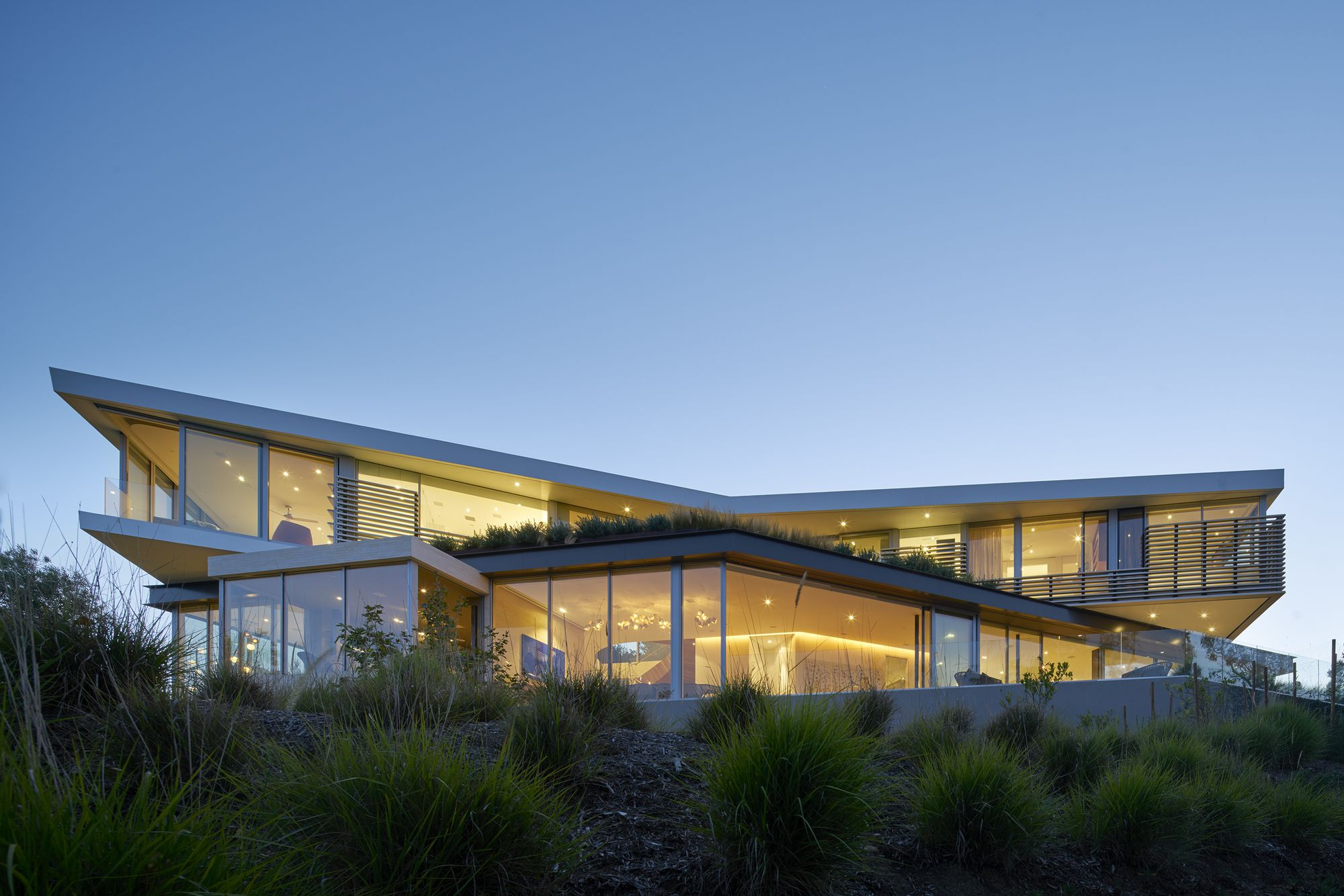 Residência Copa das Árvores / Belzberg Architects | ArchDaily Brasil ...