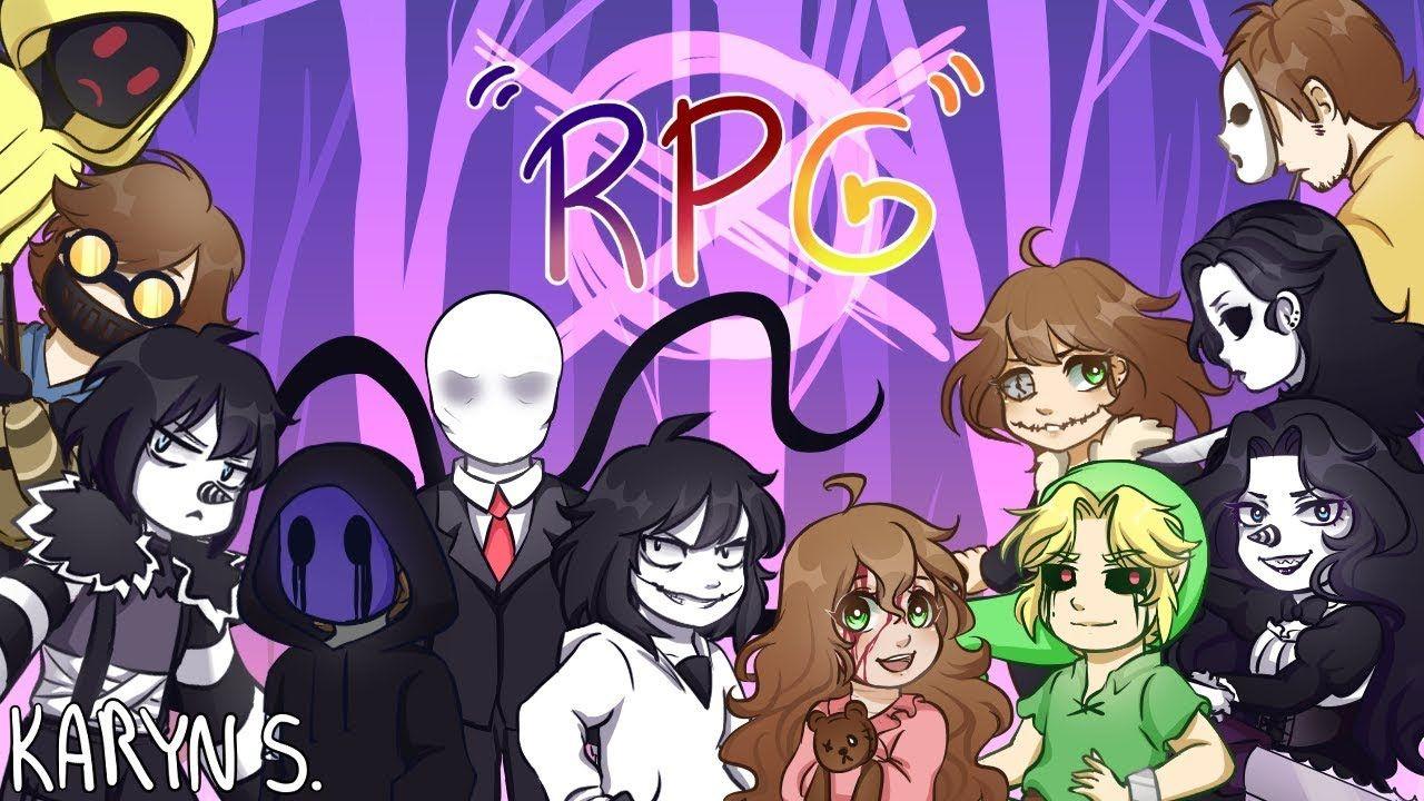 Rpg Animation Meme Creepypasta Creepypasta Animation Memes