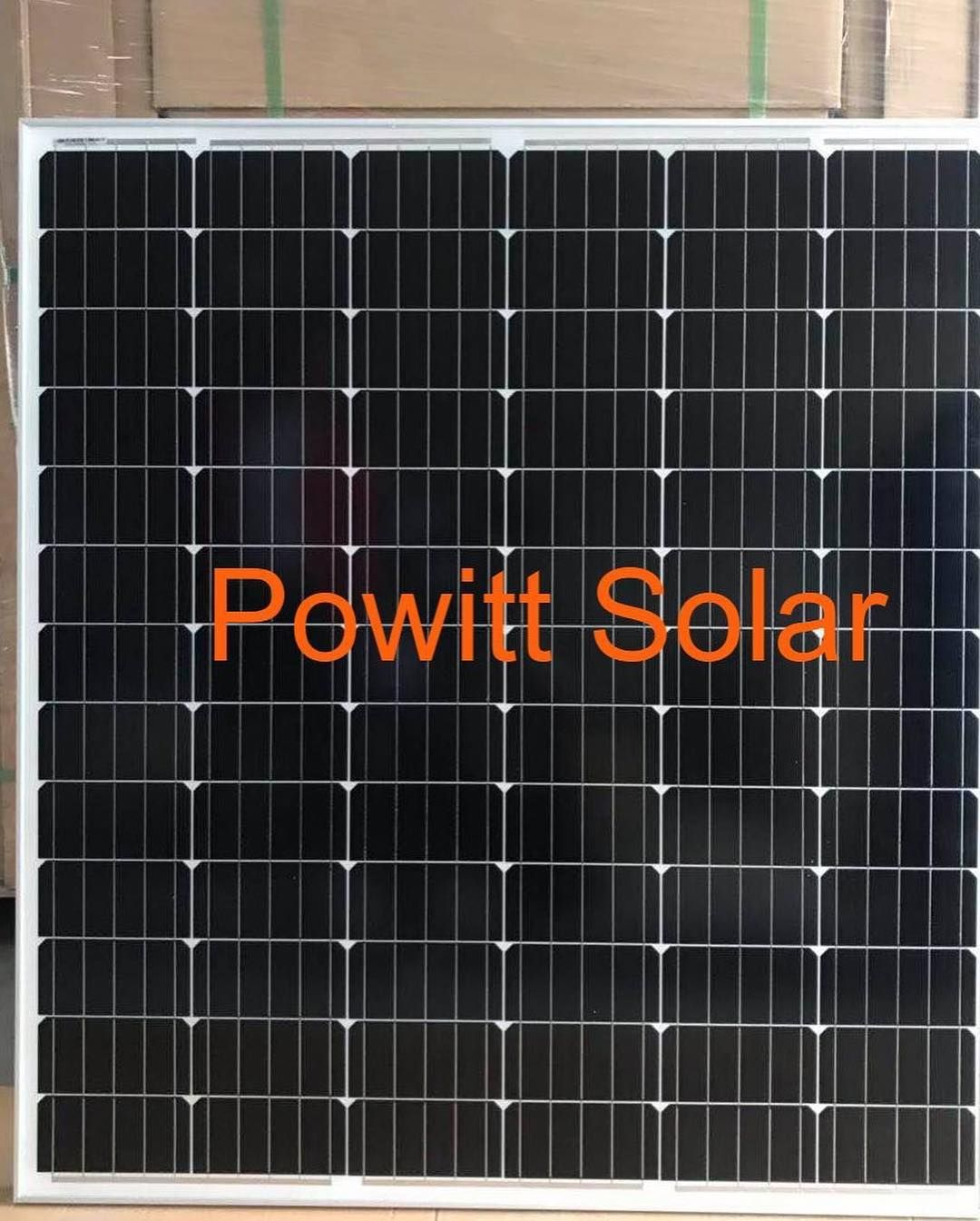 Powitt Mono200w Solar Panel A Grade 0 3 Positive Power Tolerance High Efficiency 25 Powitt Mono200w Solar Panel A Grade 0 Solar Module Solar