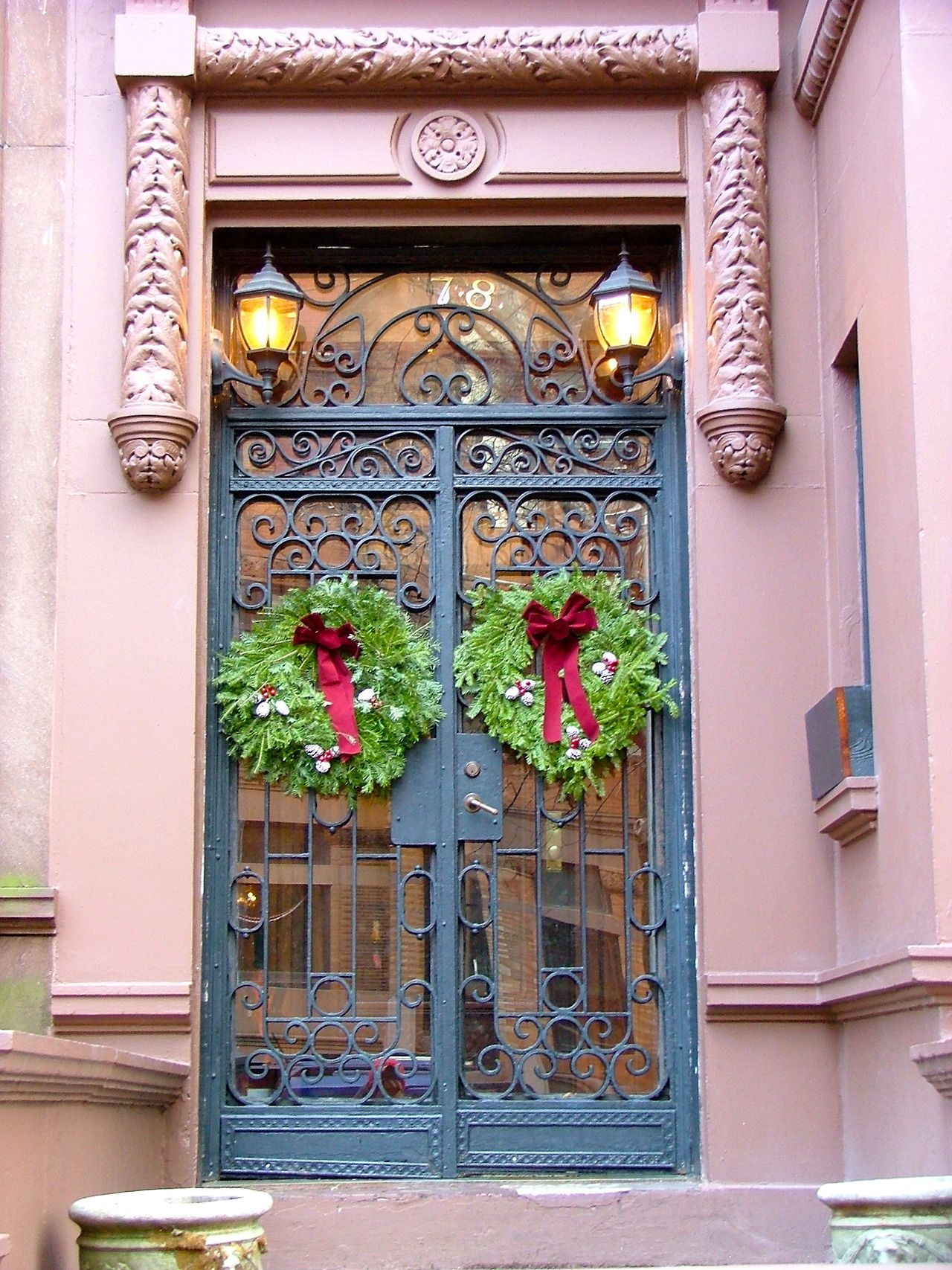 Brooklyn Door. //purpledoorblog.tumblr.com/ & Brooklyn Door. http://purpledoorblog.tumblr.com/   Beautiful Doors ...