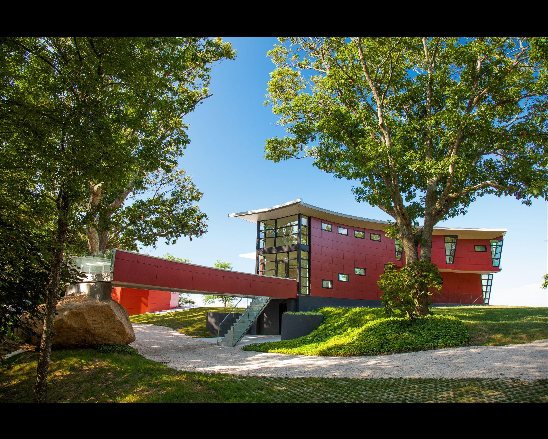 Roger Bennett Architect, Red House (Shelter Island, NY)