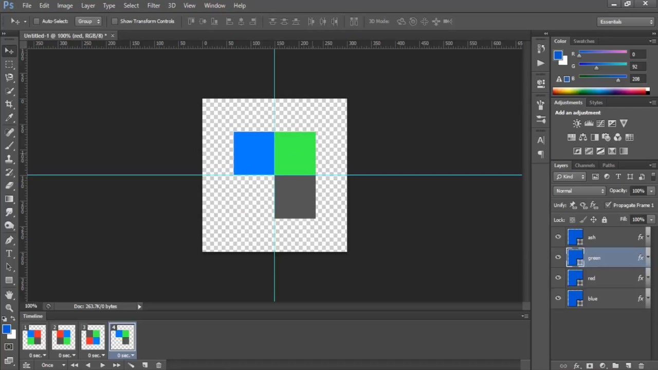 How to make an animated gif image with photoshop cs6 2017 animation baditri Choice Image