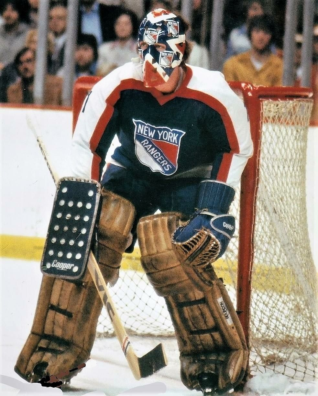 Wayne Thomas Hockey Old School Goalie Masks Goalie Mask Nhl