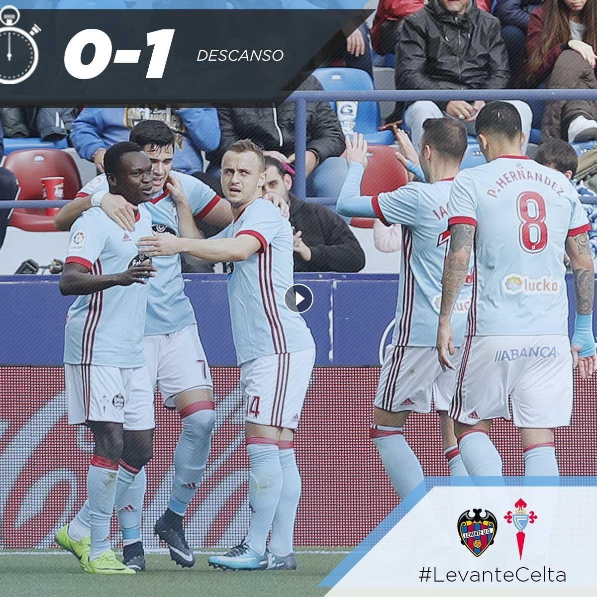 Video Levante 0 1 Celta Highlights Goals La Liga And Goal