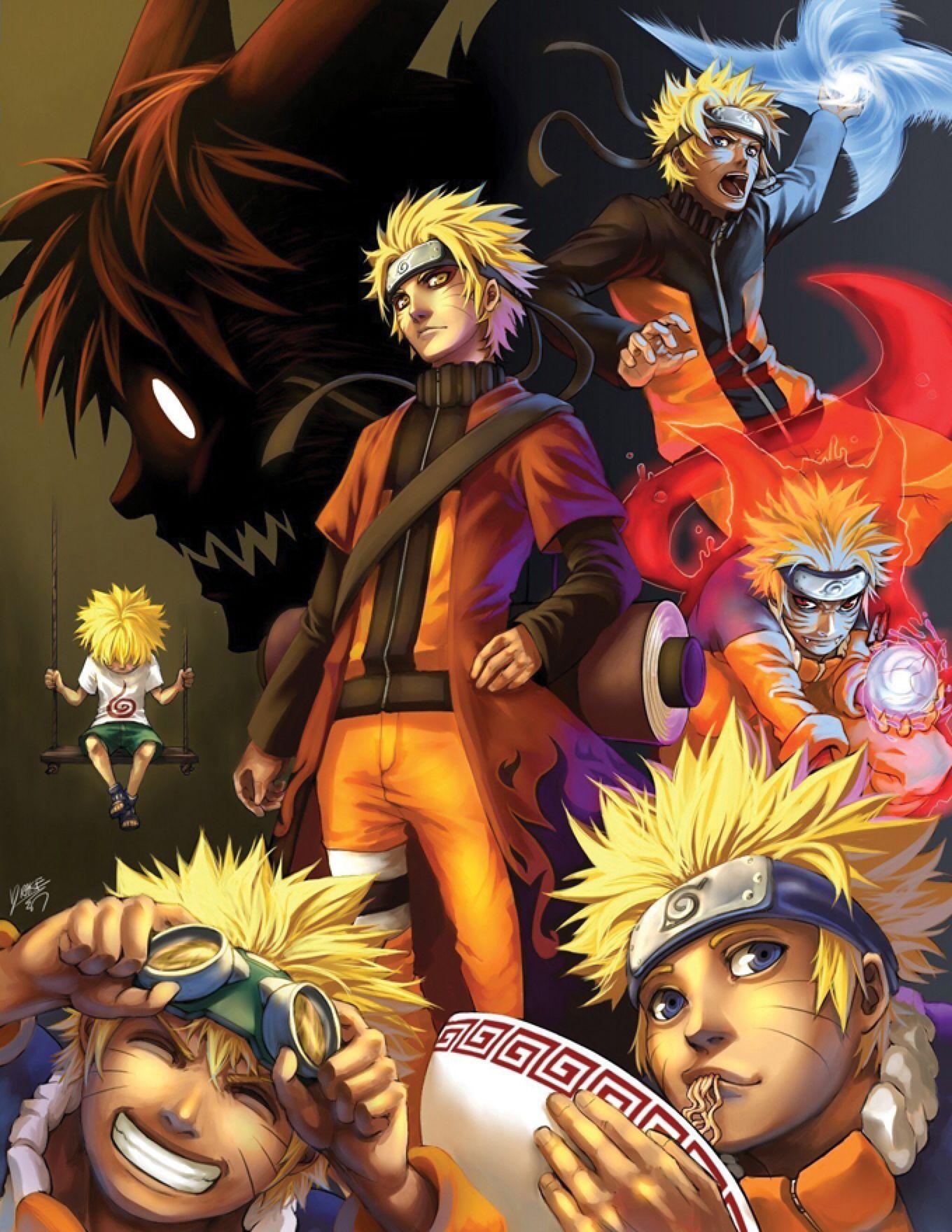 Naruto By Quirkilicious On Deviantart Naruto Fan Art Naruto Vs Sasuke Anime Naruto