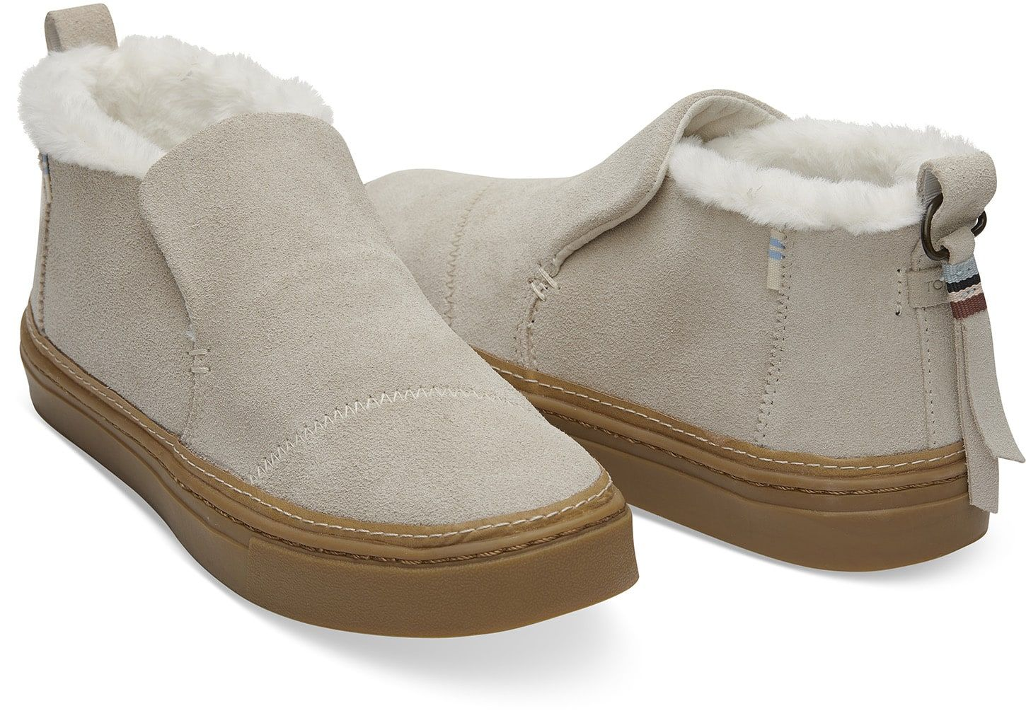 1bf704a73d2 Birch Suede Women's Paxton Slip-Ons in 2019 | Shoes | Slip on, Shoes ...