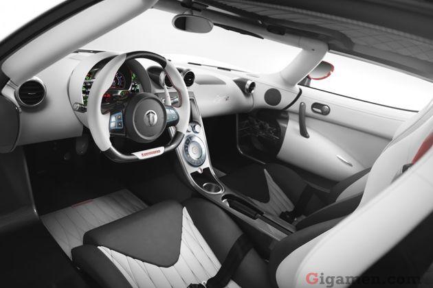 Koenigsegg Agera-R
