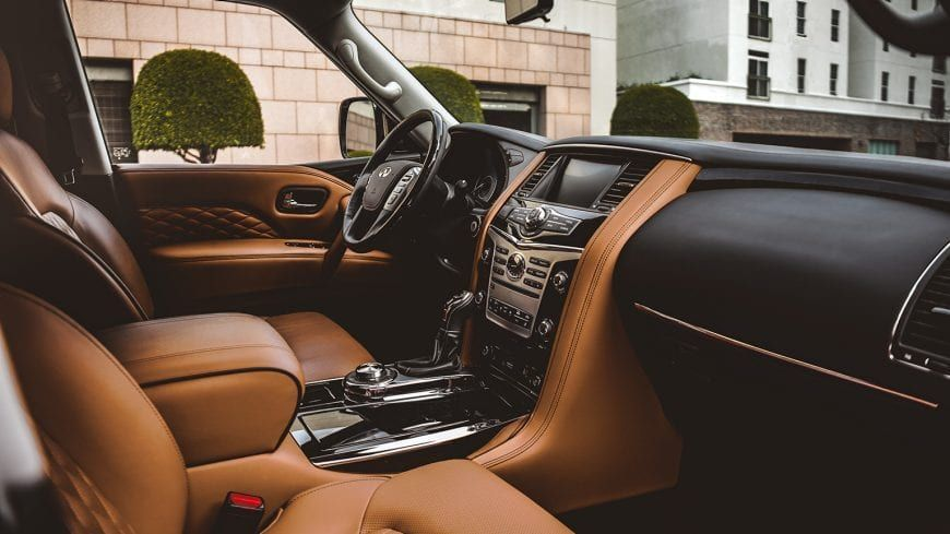 2019 Infiniti Qx80 Luxury Suv Infiniti Usa Luxury Suv Infiniti Usa Infiniti