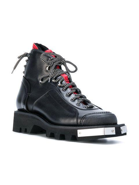 botas hombre vans