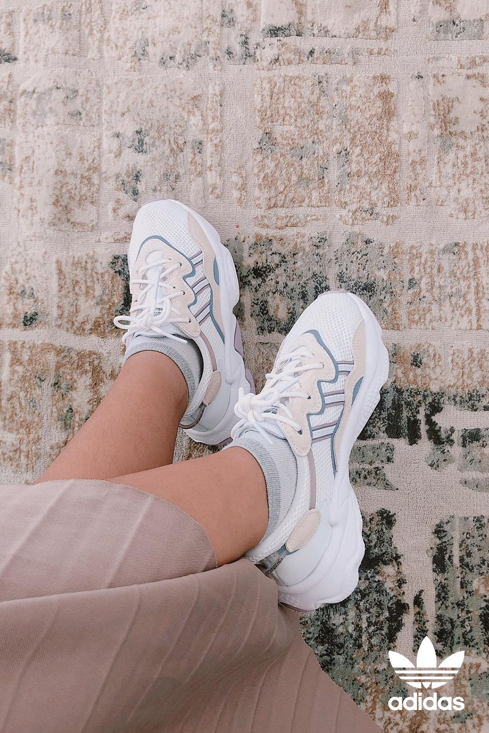 OZWEEGO Shoes | Adidas outfit women, Cute womens shoes ...